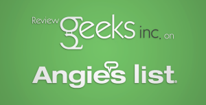 Angie's List Promotion